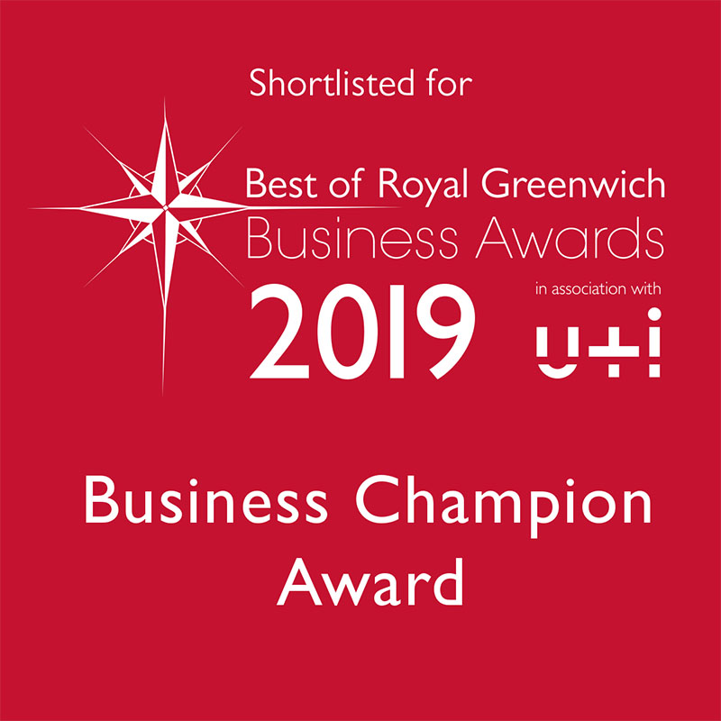 Best of Greenwich awards 2019 shortlist